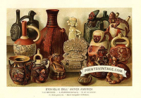 Antiquities from Mexico and Argentina