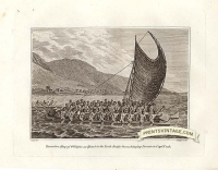 Terreeoboo, King of O Whyhee (Hawaii) in the Pacific Ocean